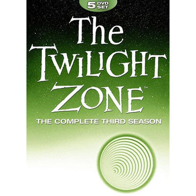Twilight Zone: The Complete Third Season | Official CBS Entertainment Store