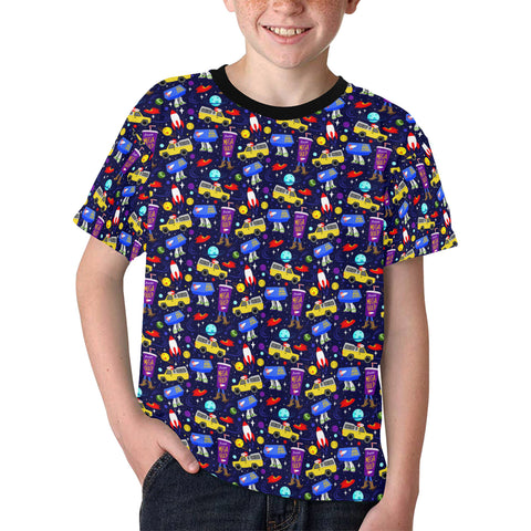 All About The Bows - Kids Shirt