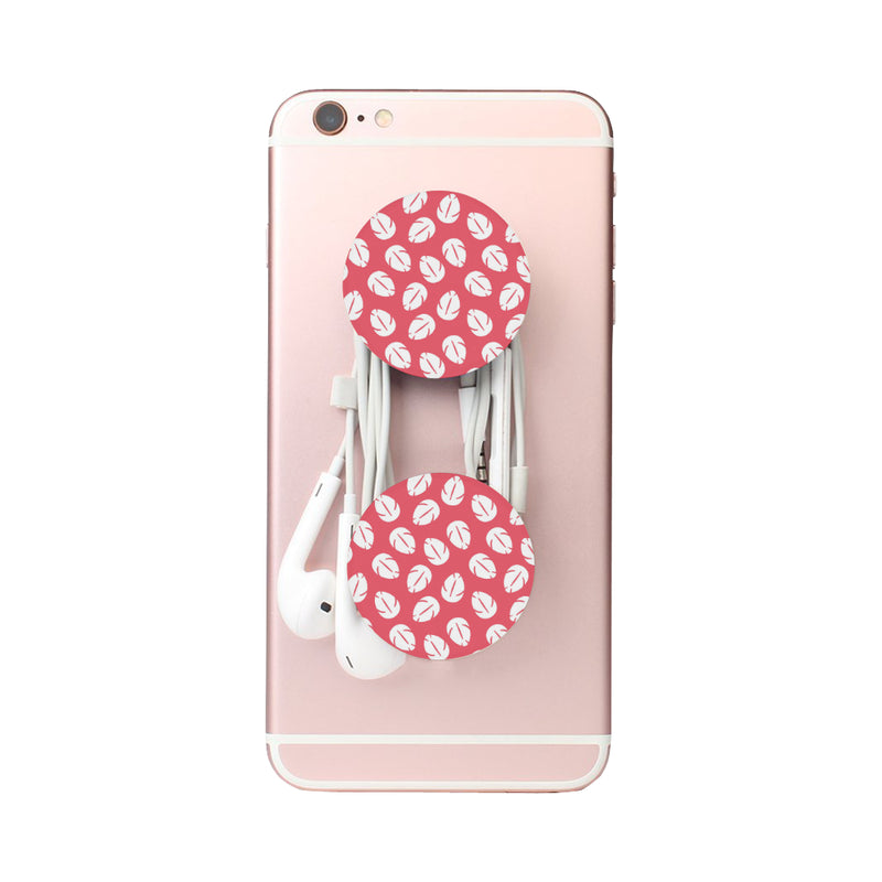 Hawaiian Flowers Phone Holder - Ambrie