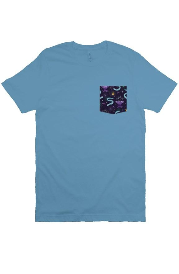 Unfortunate Souls Pocket Tee - Ambrie