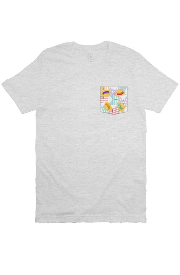 Dapper Hats Unisex Pocket Tee - Ambrie
