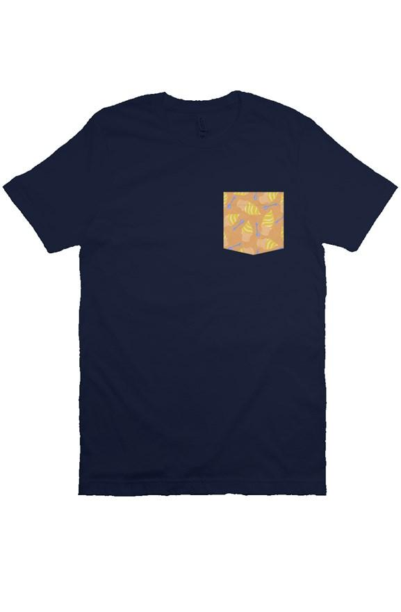 Pineapple Whip Pocket Tee - Ambrie