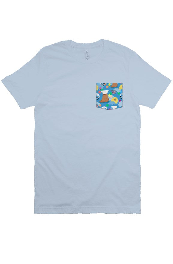 Adventure Unisex Pocket Tee - Ambrie