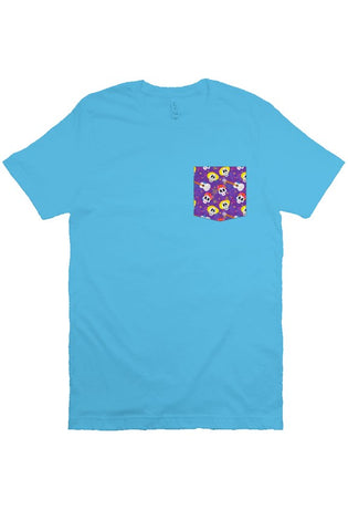 Under The Sea Unisex Pocket Tee