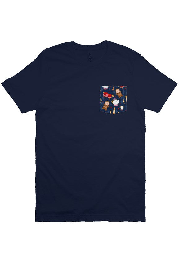 Enchanted Friends Pocket Tee - PRESALE - Ambrie