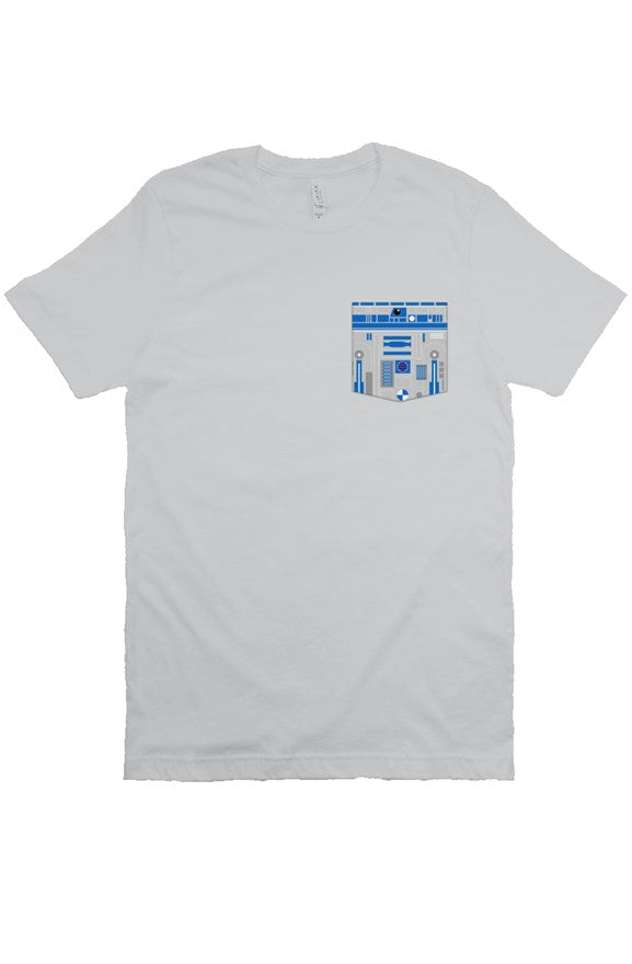 Beep Bloop Beep Pocket Tee - PRESALE
