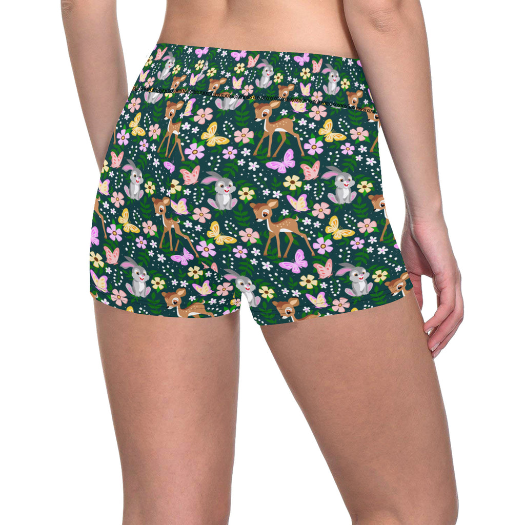 Forest Friends Short Leggings - PRESALE