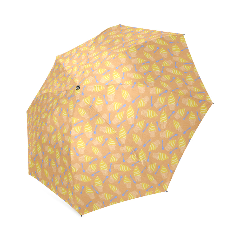 Pineapple Whip Foldable Umbrella - Ambrie