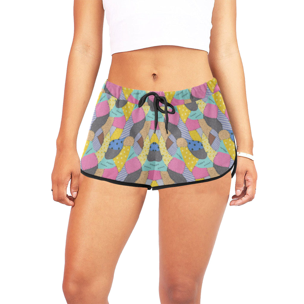 Rag Doll Women's Relaxed Shorts