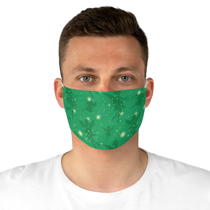 Pixie Dust Fabric Face Mask