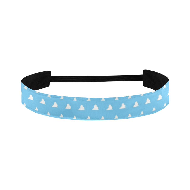 Clouds Adult Headband - Ambrie
