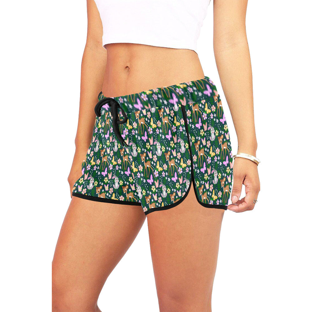 Forest Friends Women's Relaxed Shorts - PRESALE