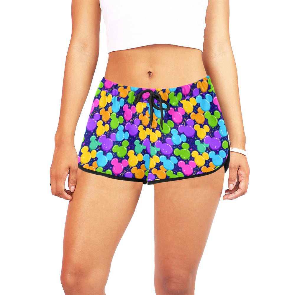 Park Balloons Women's Relaxed Shorts - PRESALE