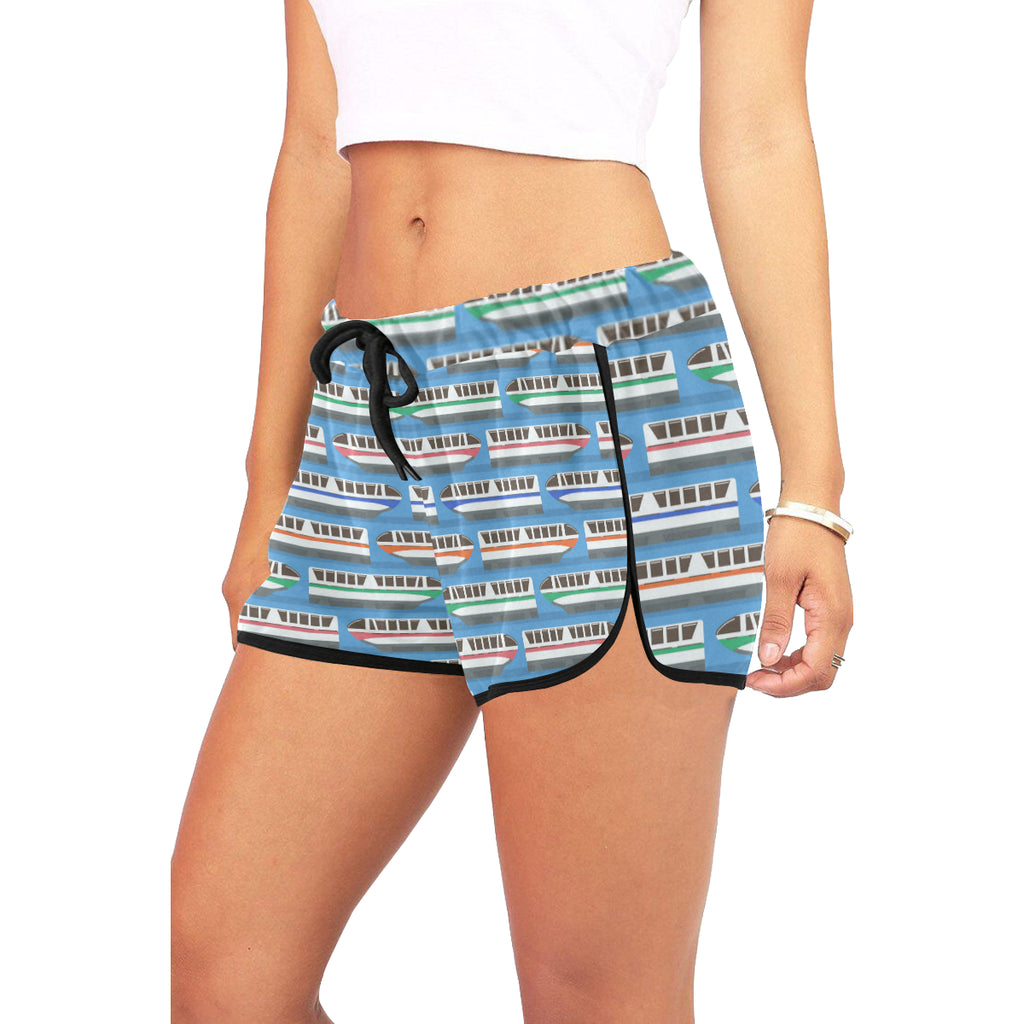 Monorail Women's Relaxed Shorts