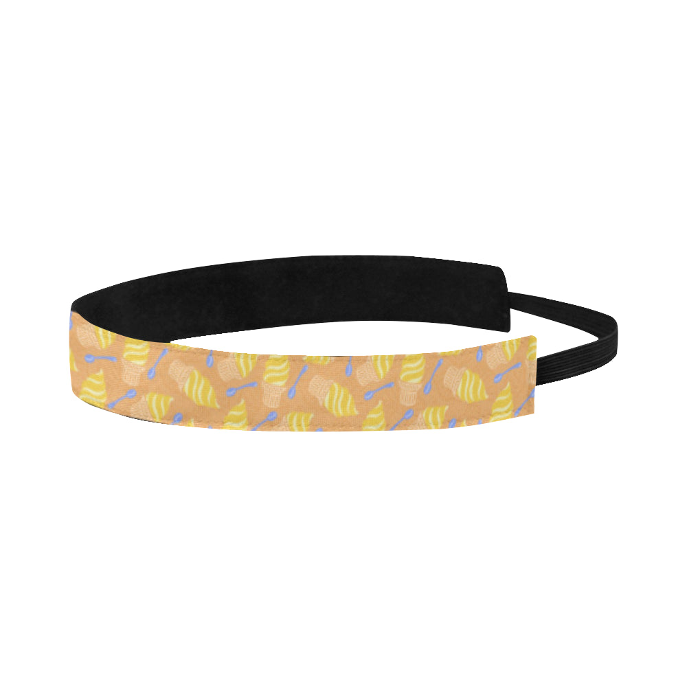 Pineapple Whip Adult Headband - Ambrie