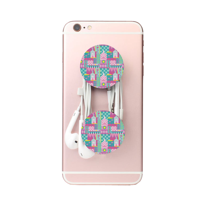 World Of Hope Phone Holder - Ambrie