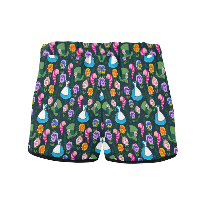 Curiouser And Curiouser Women's Relaxed Shorts