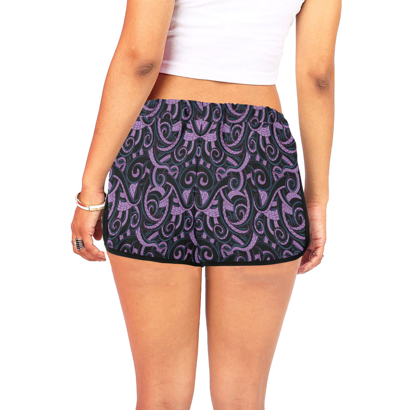 Unfortunate Souls Women's Relaxed Shorts