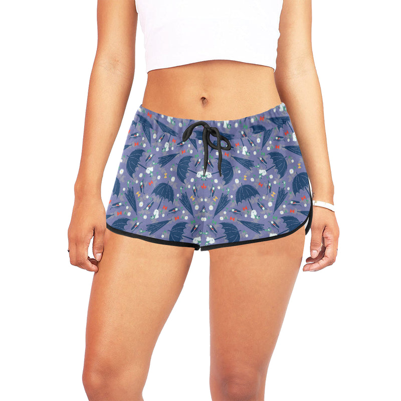 English Nanny Women's Relaxed Shorts - Ambrie