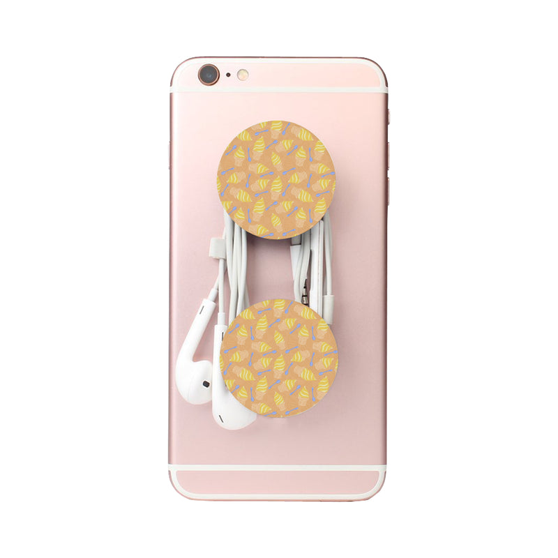 Pineapple Whip Phone Holder - Ambrie