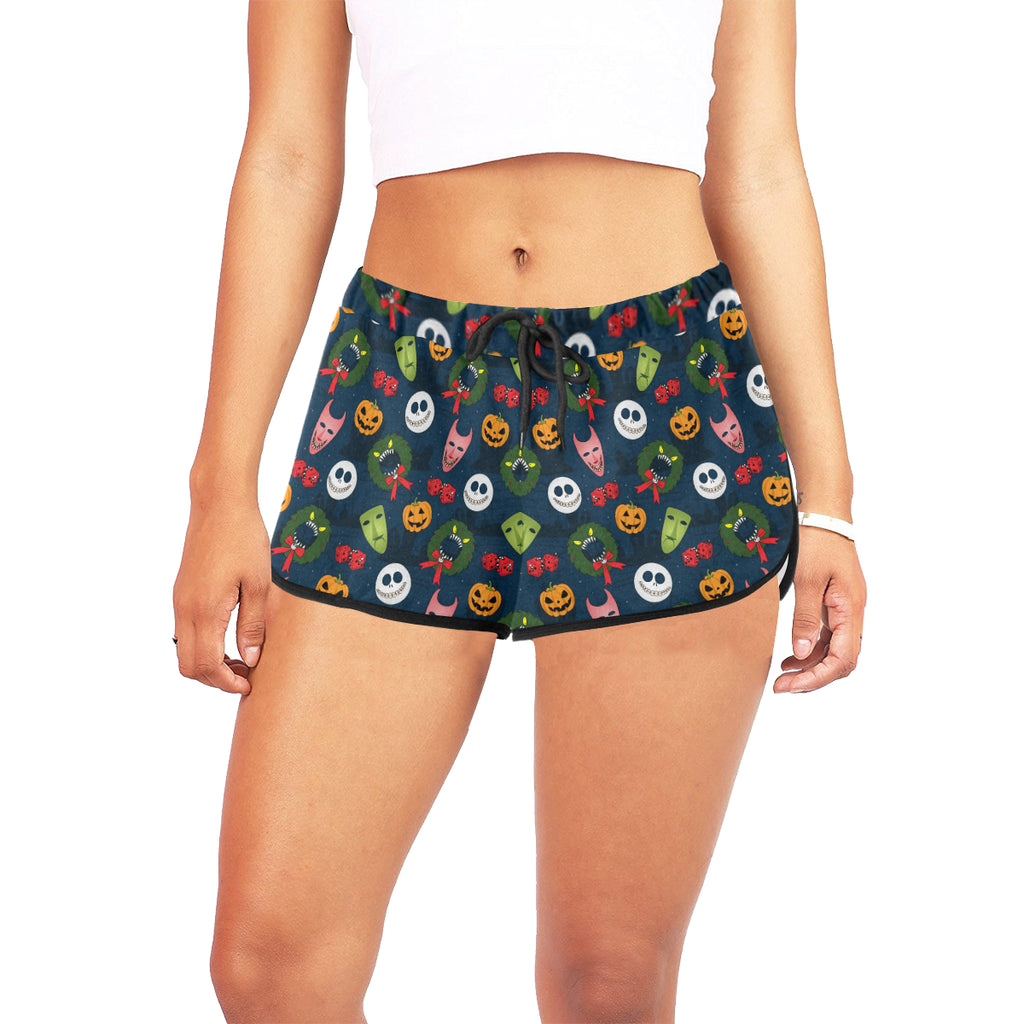 This Is Halloween Women's Relaxed Shorts