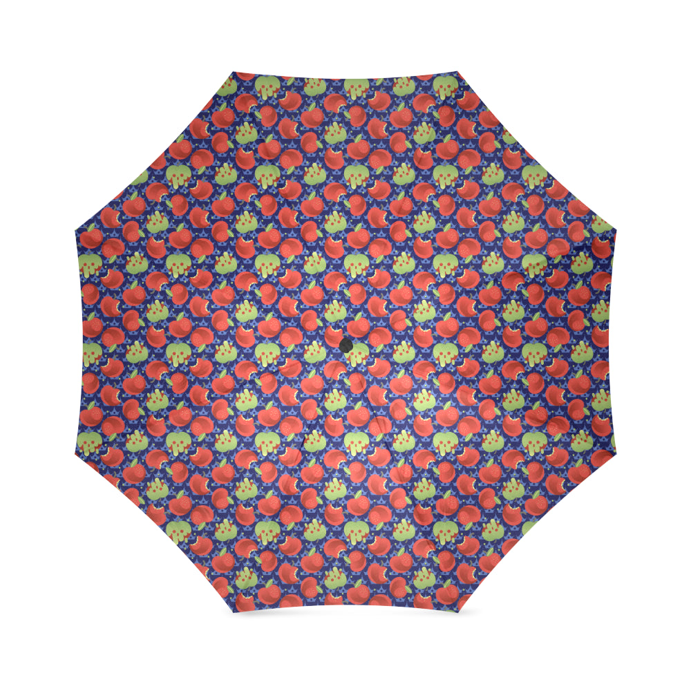 Bad Apples Foldable Umbrella - Ambrie