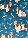 Ambrie Basset Hound Leggings - Kids - Ambrie