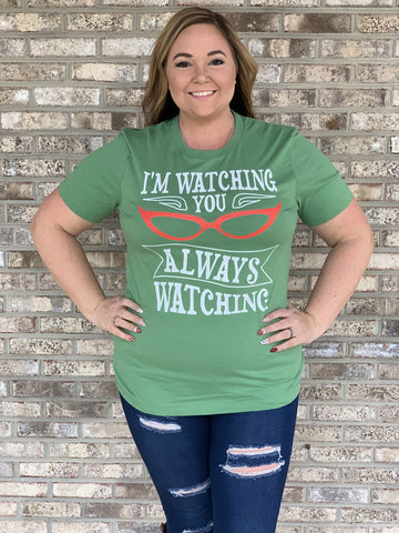 Always Watching - Kids Shirt
