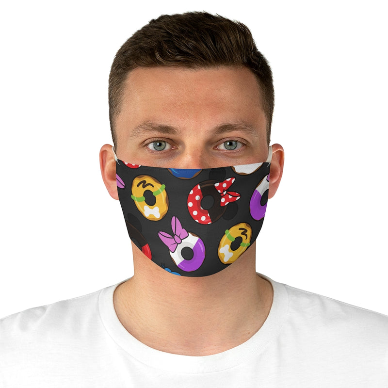 Fabulous Donuts Fabric Face Mask