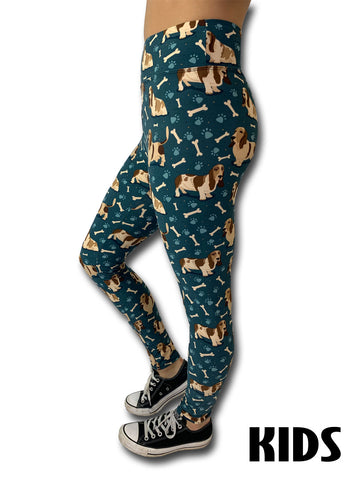 Ambrie Terrier Leggings - Kids