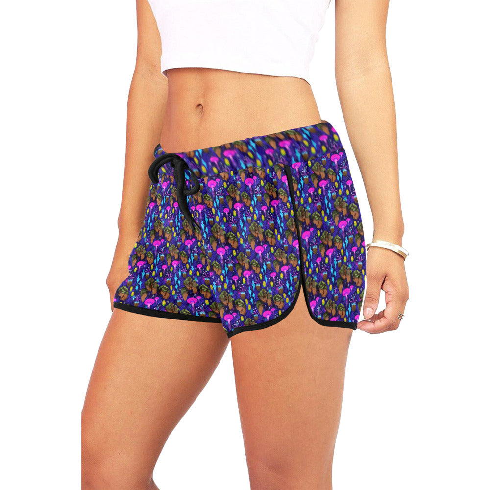 Floating Islands Women's Relaxed Shorts - PRESALE