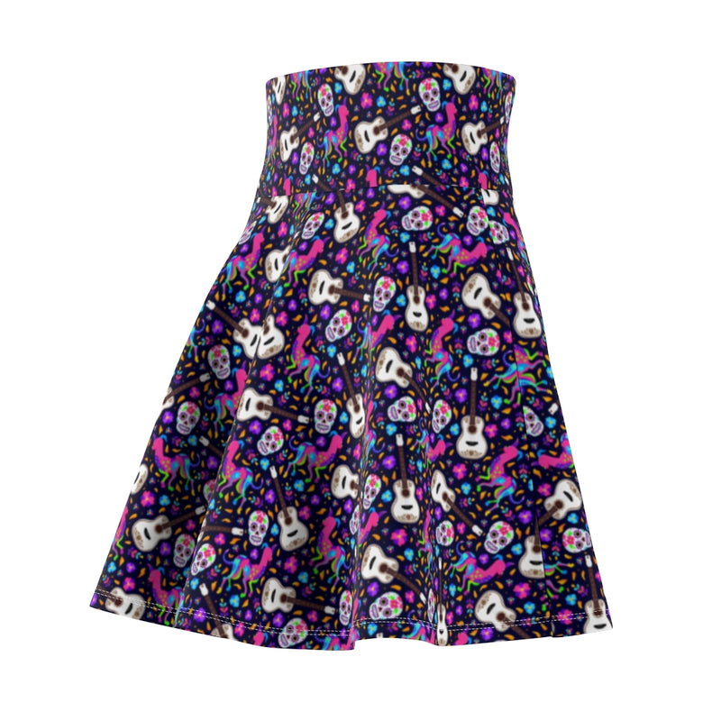 Spirit Guide Women's Skater Skirt - PRESALE
