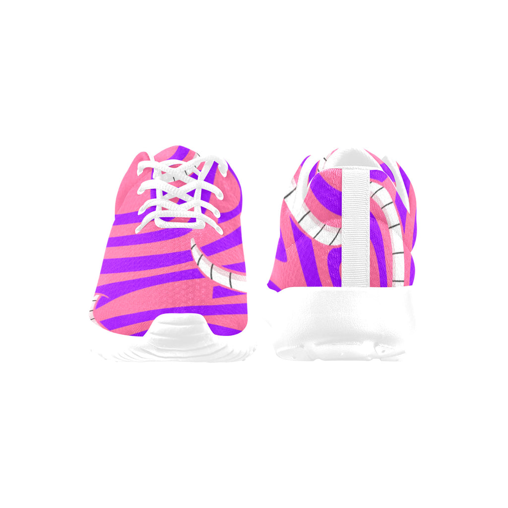 All Mad Here Women's Athletic Shoes - PRESALE