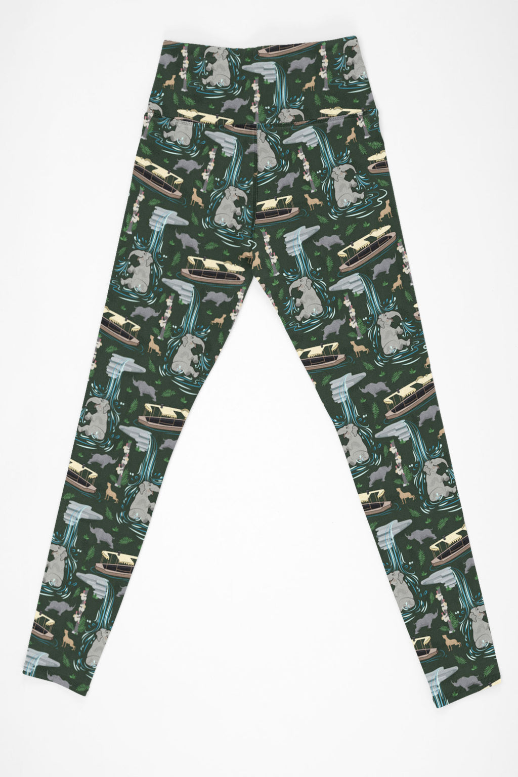Jungle Fun Leggings - Kid's