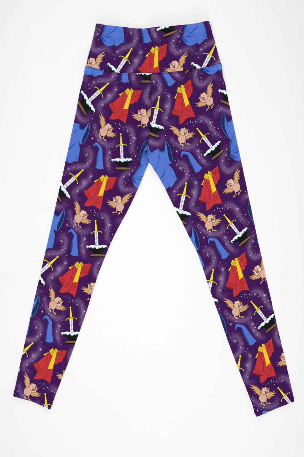 King Of England Leggings With Pockets - Women's - PRESALE