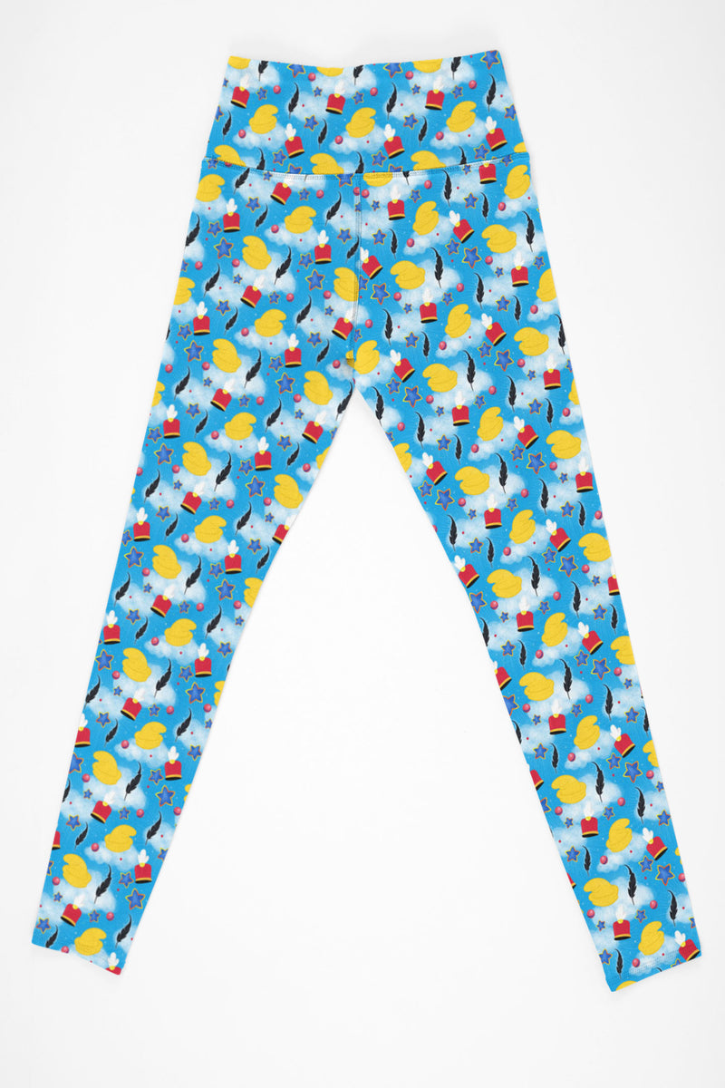 Circus Celebration Leggings - Kid's
