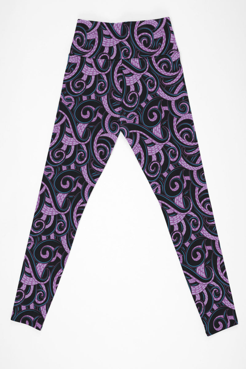 Sea Witch Leggings - Kids - Ambrie