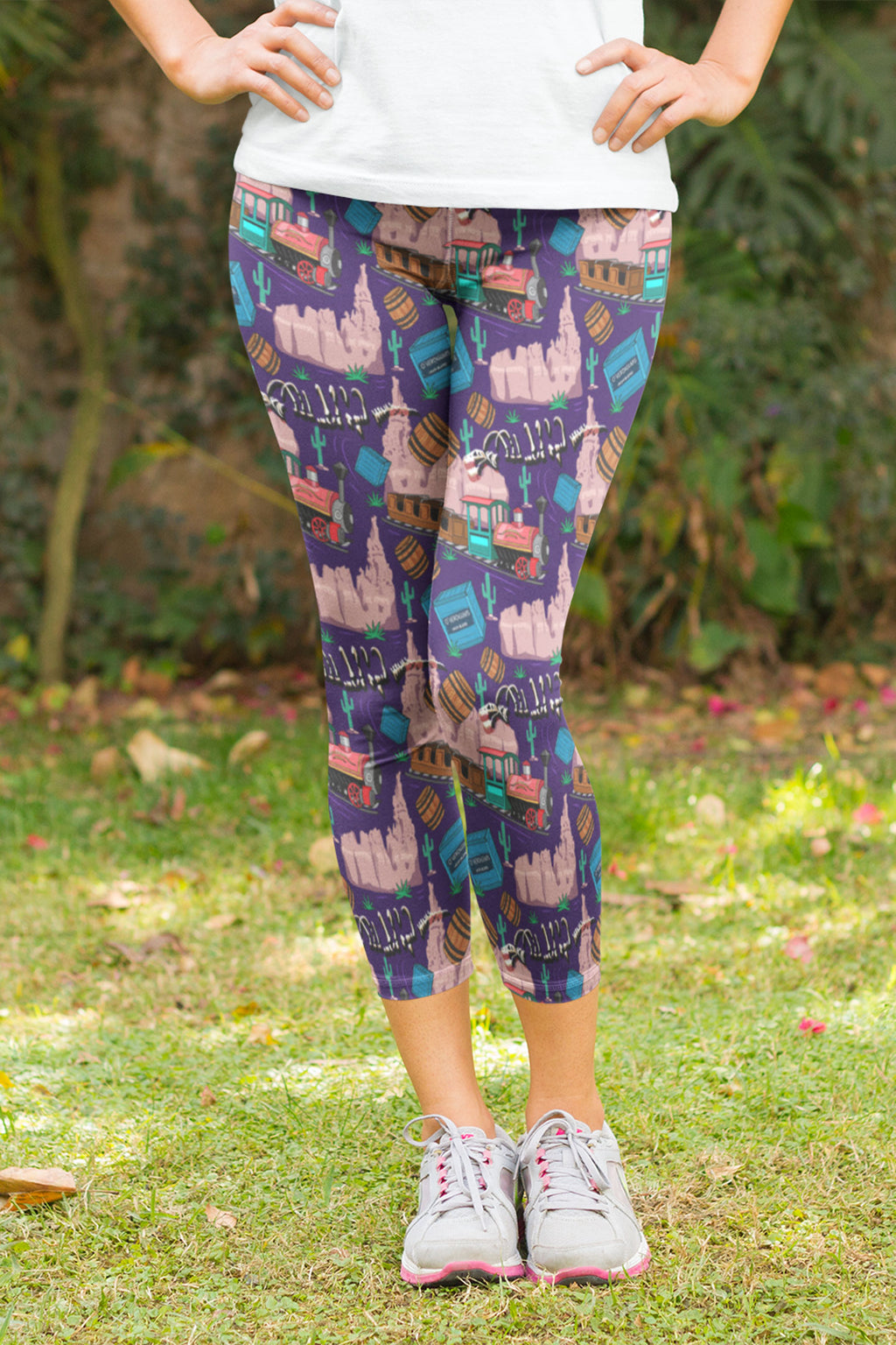 Mountain Coaster Capri Leggings - Women's - PRESALE