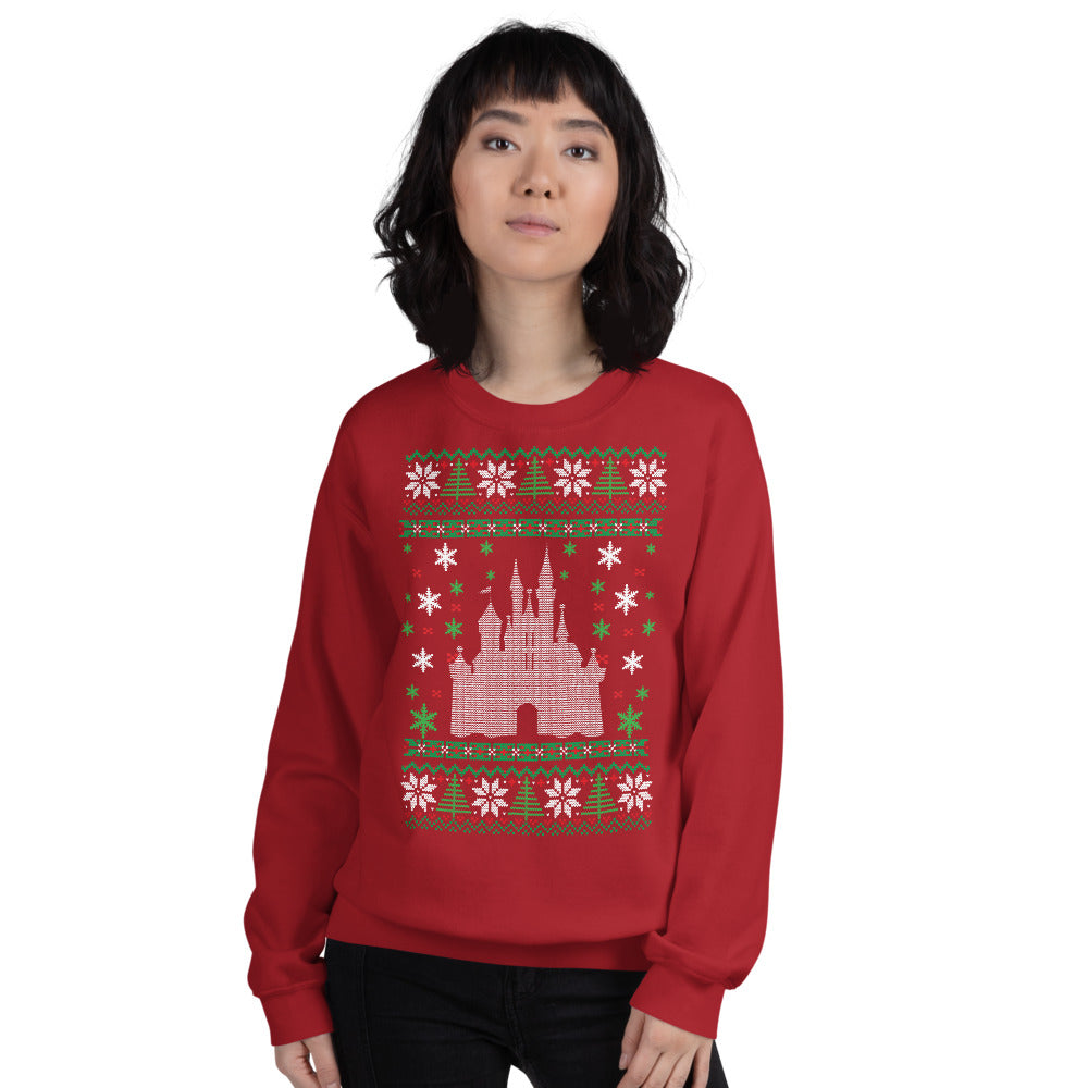 Christmas Sweater Unisex Sweatshirt