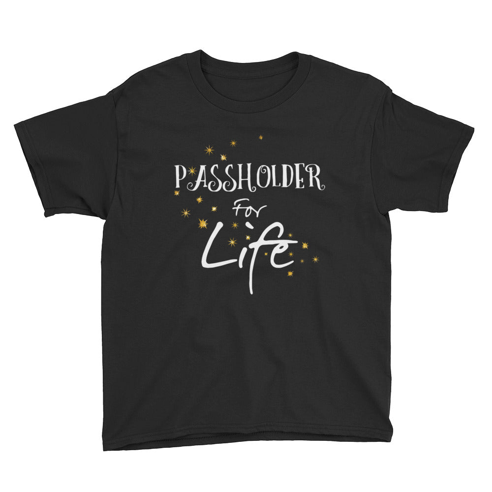 Passholder For Life - Kids Shirt - Ambrie