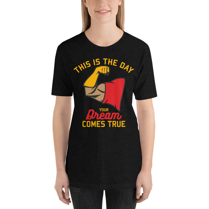 Your Dreams Come True - Women's Short Sleeve Shirt - Ambrie