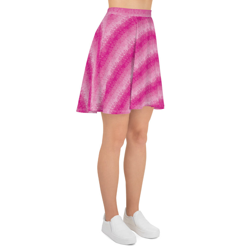 Pink Castles Skirt - Ambrie