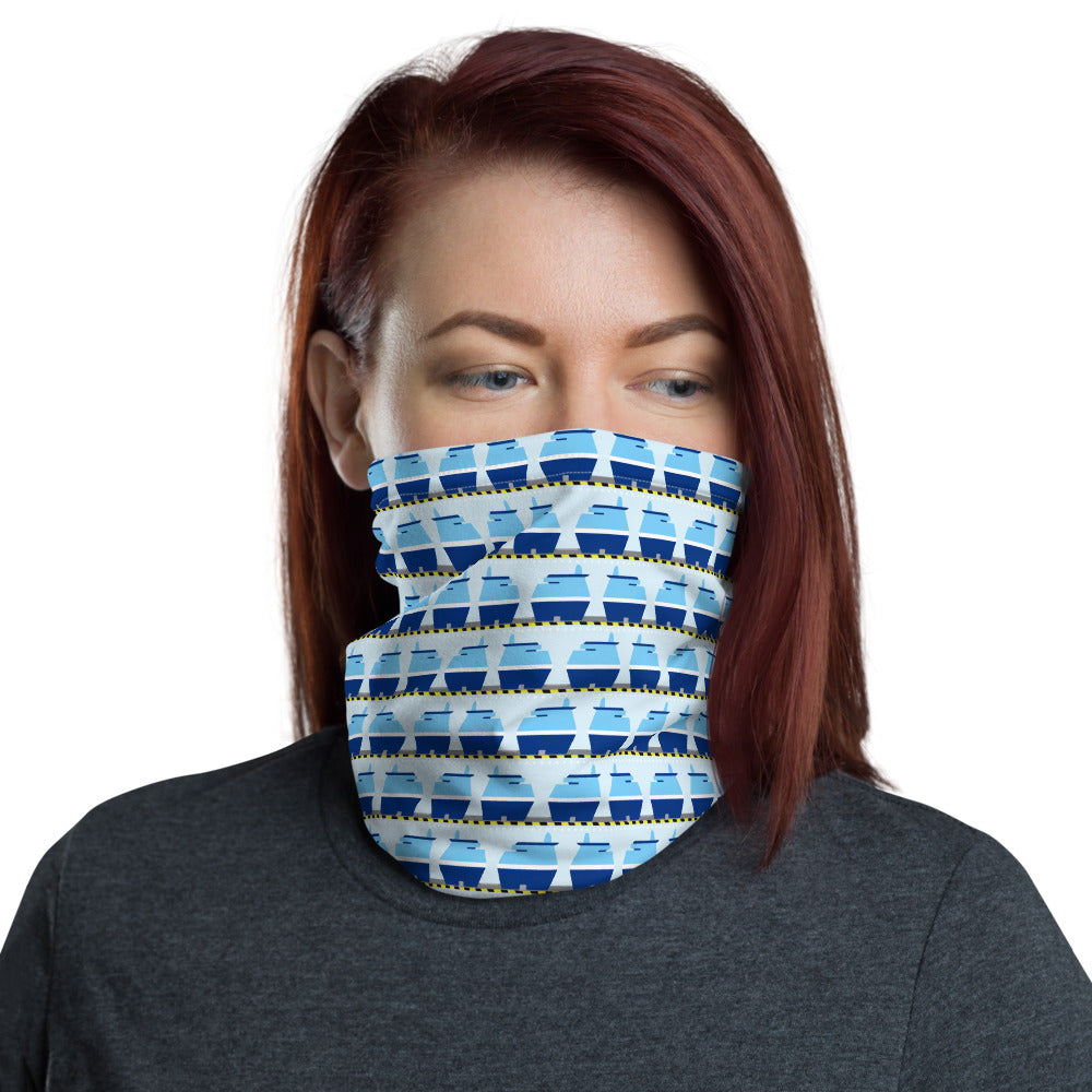People Watcher Neck Gaiter - Ambrie
