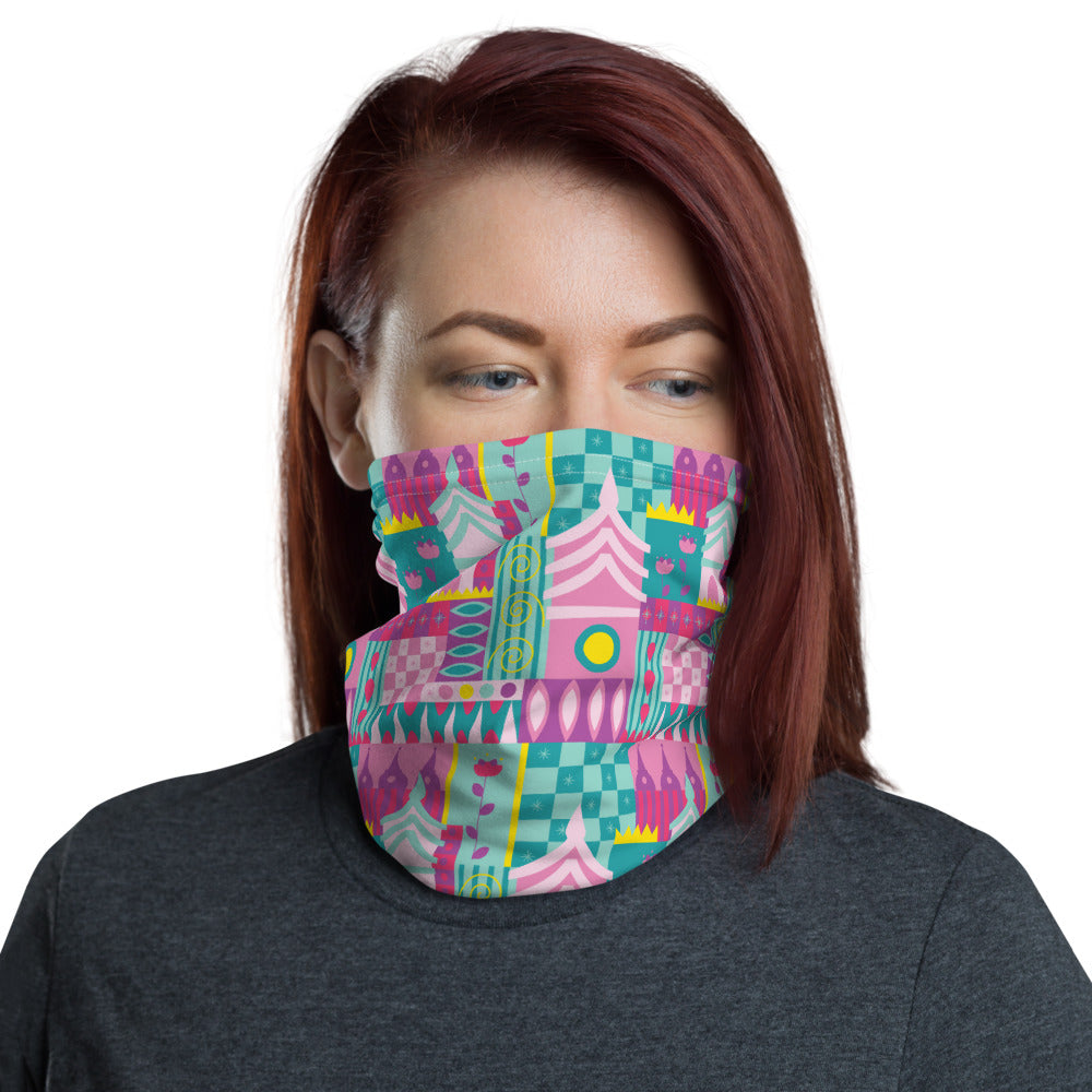 World Of Hopes Neck Gaiter - Ambrie