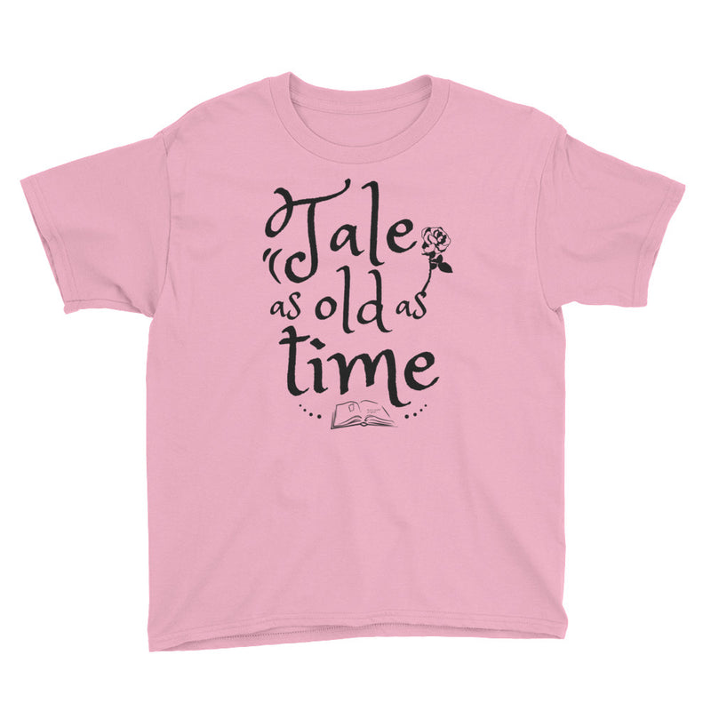 Tale As Old As Time - Kids Shirt - Ambrie