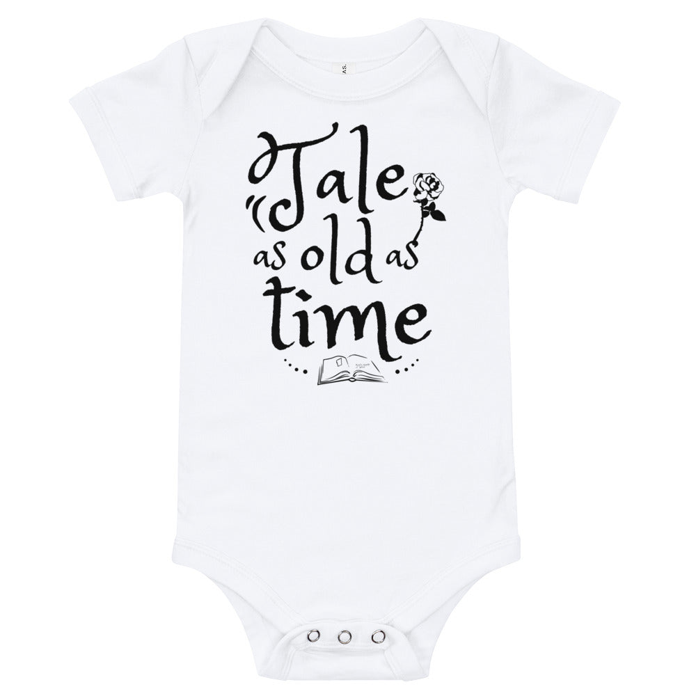 Tale As Old As Time - Baby Bodysuit - Ambrie