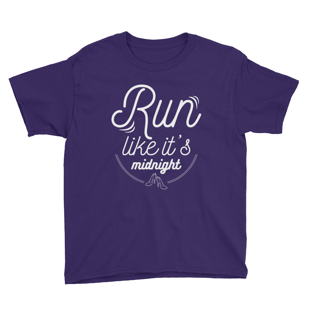 Run Like It's Midnight - Kids Shirt - Ambrie