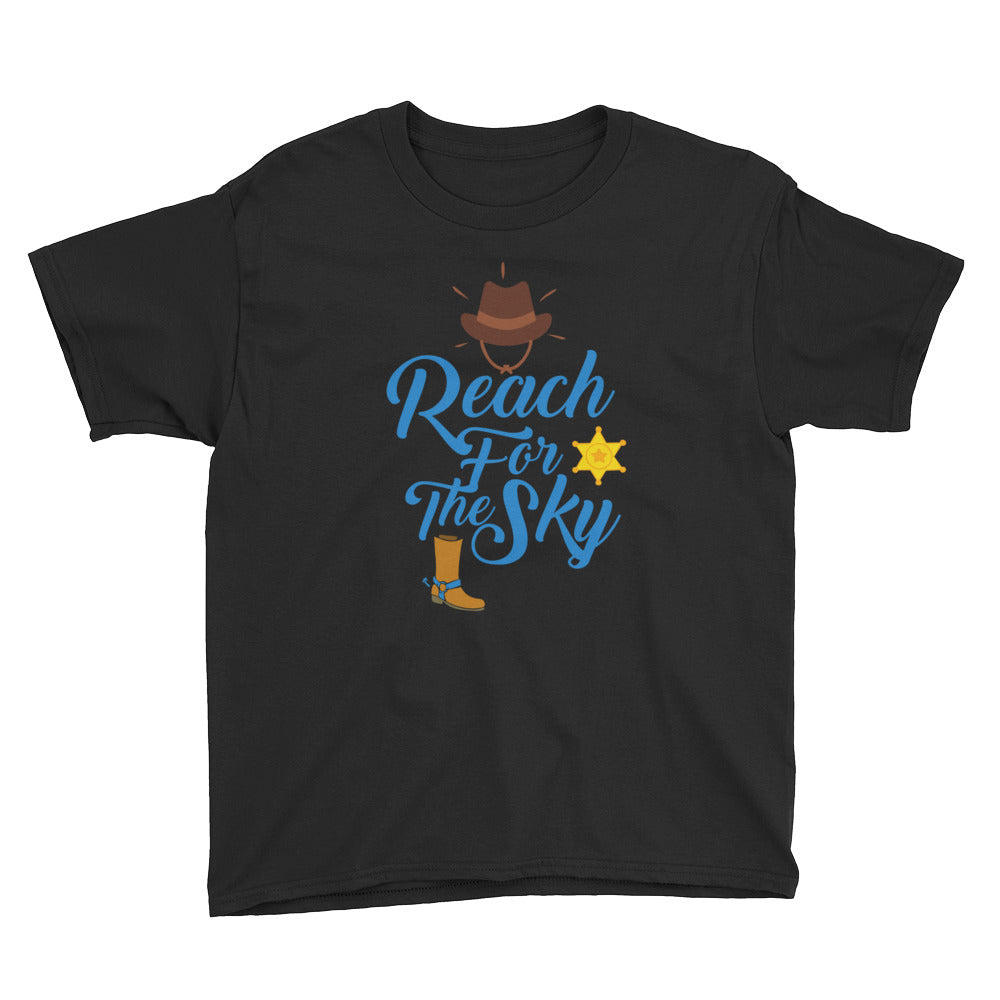 Reach For The Sky - Kids Shirt - Ambrie