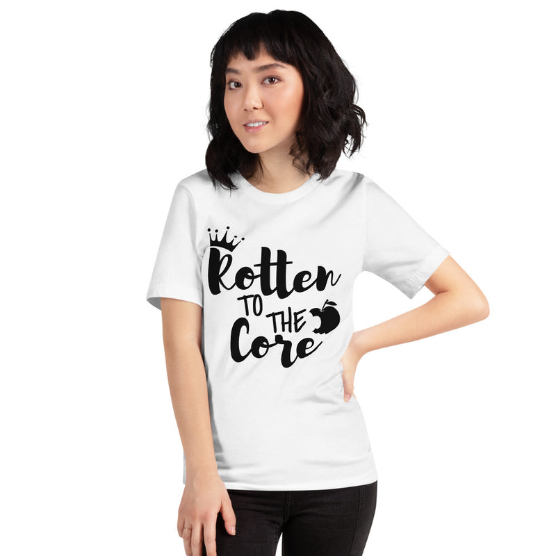 Rotten To The Core - Women's Short Sleeve Shirt - Ambrie