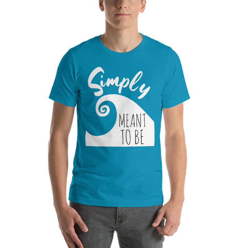 Simply Meant To Be - Men's Short Sleeve Shirt - Ambrie